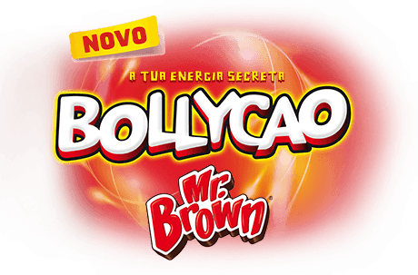 Logo Bollycao Mr.Brown